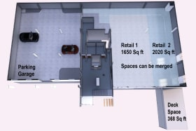 Retail Space