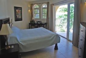 Master bedroom with spectacular ocean views