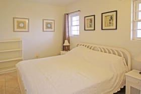 Third bedroom with walkin closet