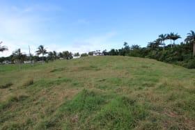 Lot facing north
