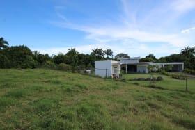 Lot facing south