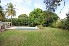 Expansive Grounds and Pool