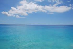 Beach within walking distance