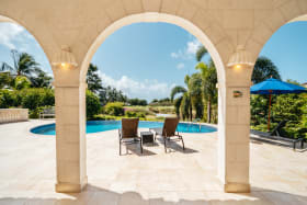 Stunning vistas in a very private location