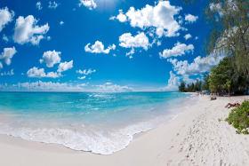 Amazing Accra beach