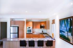 Modern Kitchen with Granite Surfaces