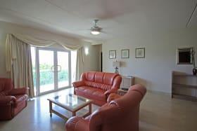 Spacious living area (Photos of the unit next door)