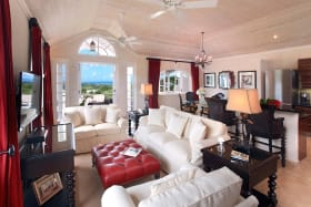 Modern Interiors with fantastic sea views