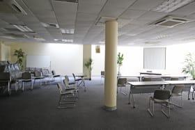 Basement level auditorium