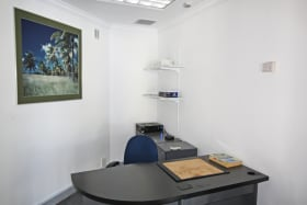 Office in Showroom 3