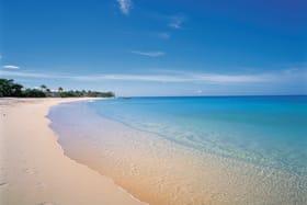 Wonderful south beach at Port St Charles