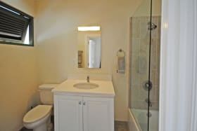 Main bedroom ensuite bathroom