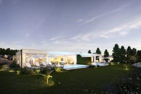 Villa Jade with pool