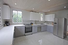 New kitchen will all new appliances