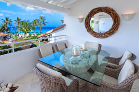 Amazing sea views from terrace