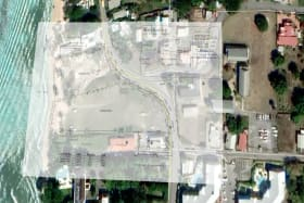 Overlay of the lots