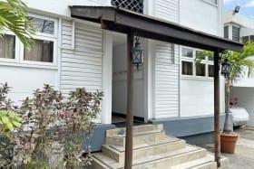 Entrance to Vista Villas