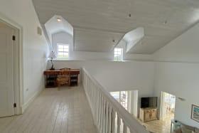 Study area - upstairs