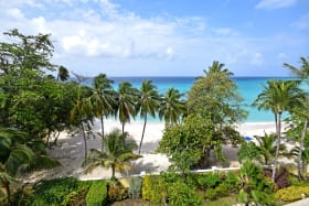 Gorgeous Dover Beach from Unit 417