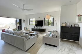Bright and airy interiors