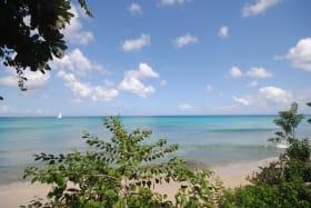 Stunning sea and beach views