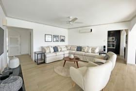 Modernized living area