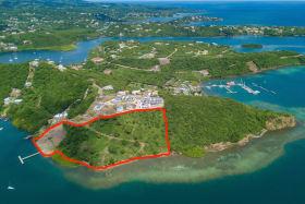 Petite Calivigny Waterfront Property