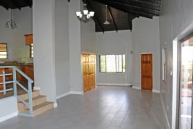 Living/Dining room - open plan (2nd view)