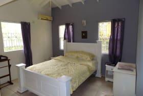 Bedroom 1 on the ground floor