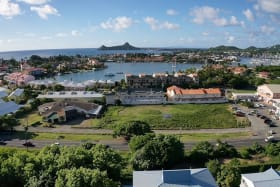 View of Rodney Bay & Pigeon Island