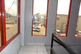 View from 1st Floor towards IGY Marina