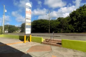 Road Frontage & Signage