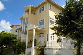 Spacious three-storey villa
