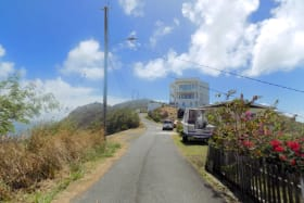 Road leading to the light house