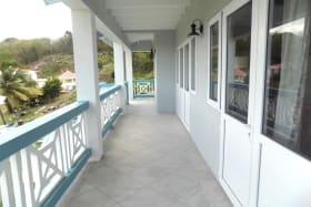 Main patio