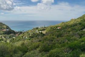 Views towards Smuggler's Cove