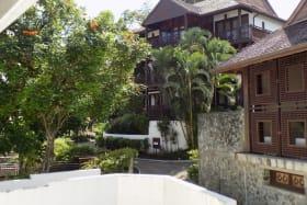 Nearby Marigot Bay Hotel