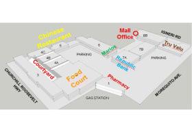 Valpark Shopping Plaza - Building 8 Unit 2.275