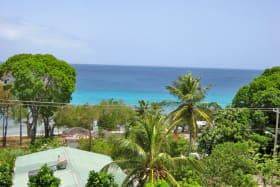 Fabulous view of the Caribbean Sea