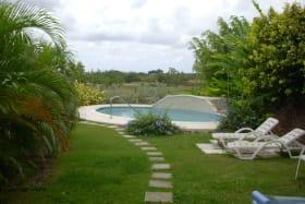 Shared pool/Green Monkey view