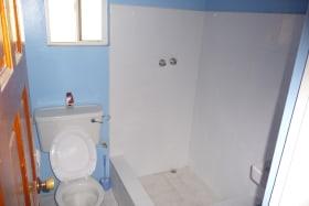 BATHROOM IN MAIN BUILDING