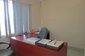 An office
