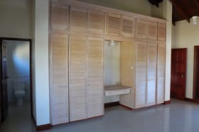 Good closet space