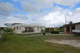 lot with homes in the area