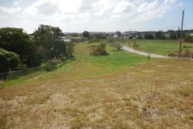 View of adjacent Lot