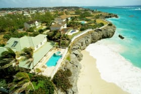 Superb Barbados Cliff Front Villa