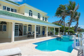 Large Patio & Pool Deck