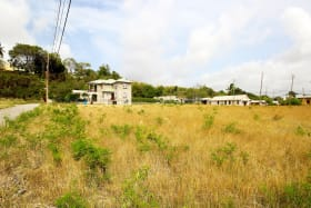 Western view of Lot 3
