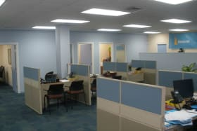 Open Plan Office