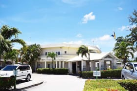 Barbados Golf Club House